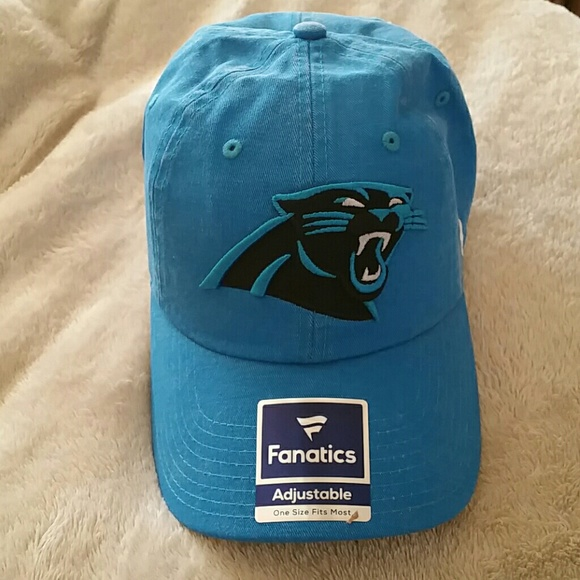 new arrival 22939 9b6fe NWT Carolina Panthers Ball Cap Hat NFL